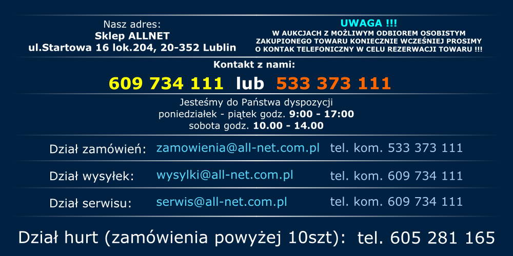 kontaktinformacja
